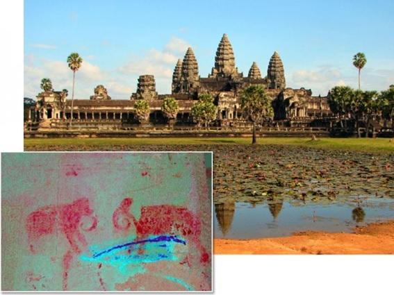 Grafitis Invisibles en Asia