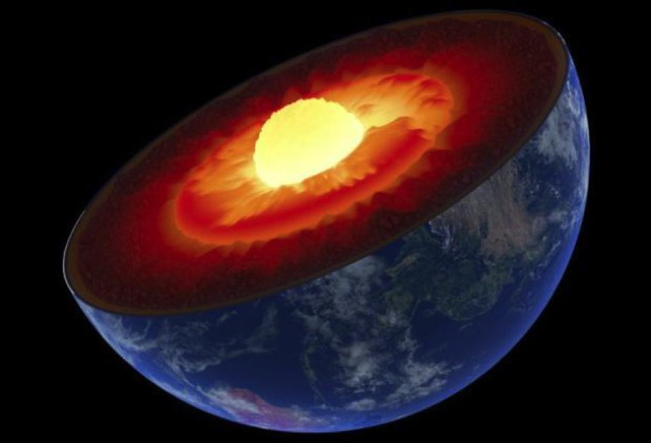 ¿Océano subterráneo en la Tierra?