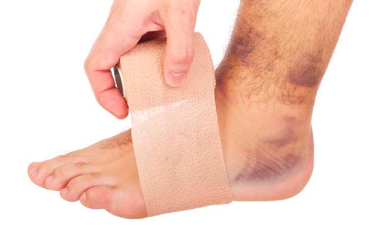 Ulcera Diabetica - Prenda con HILADO DE COBRE